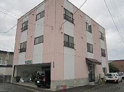 ウェルハイツ新富[2階]の外観