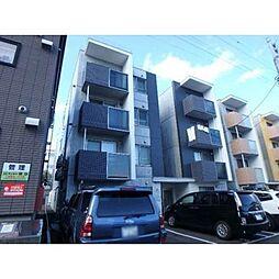 北海道札幌市白石区南郷通3丁目南の賃貸マンションの外観
