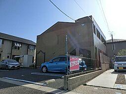 愛知県稲沢市下津穂所1丁目の賃貸アパートの外観