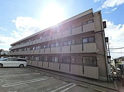 千葉県市原市国分寺台中央1丁目の賃貸アパートの外観