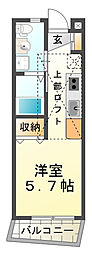 Giulia須磨浦 III[1階]の間取り