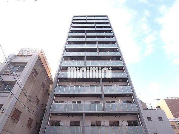 エルザビル名古屋駅前[2階]の外観