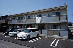 千葉県松戸市五香3丁目の賃貸アパートの外観