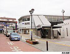 西永福駅(現地まで720m)