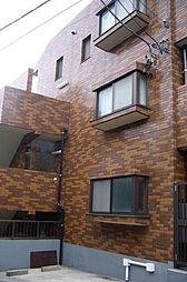 YMマンション[1階]の外観