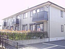 埼玉県三郷市戸ケ崎1丁目の賃貸アパートの外観
