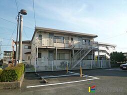赤司アパート[202号室]の外観