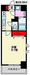 仮)弥永5丁目マンション[201号室]の間取り