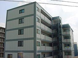 京都府京都市伏見区横大路貴船の賃貸マンションの外観