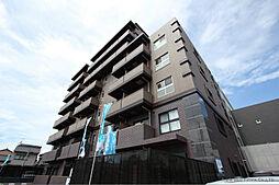 福岡県北九州市戸畑区小芝1丁目の賃貸マンションの外観