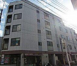 岡山県岡山市北区富田町1丁目の賃貸マンションの外観