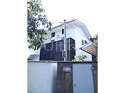 京都府京都市上京区観音寺門前町の賃貸マンションの外観