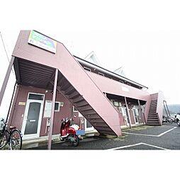 サンテラス毛利台[2階]の外観
