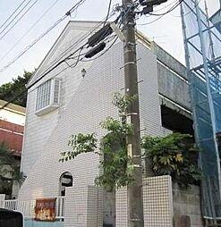 千葉県松戸市小金清志町1丁目の賃貸アパートの外観