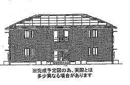 D maison 西崎[1階]の外観