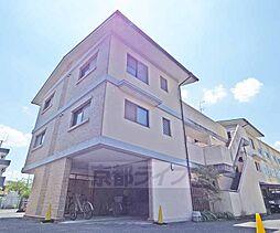 京都府京都市北区上賀茂竹ケ鼻町の賃貸マンションの外観