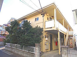 サンロードハイム[2階]の外観