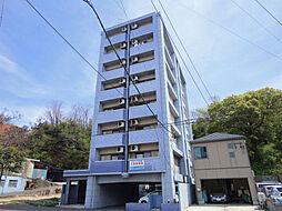 福岡県北九州市八幡東区西本町1の賃貸マンションの外観
