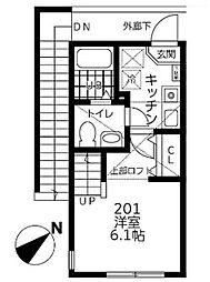 仮)シティハイツ相模が丘[2階]の間取り