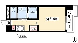 【敷金礼金0円!】ピーステン名駅南