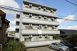 コーポヤマガタ[2階]の外観
