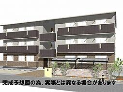 (仮称)D−room沖浜町居屋敷[202号室]の外観