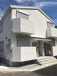 アライブコートKAMO[102号室]の外観