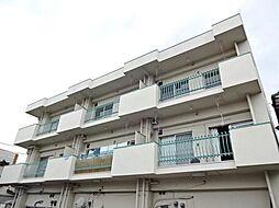 山梨県甲府市青沼3丁目の賃貸マンションの外観