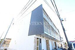 埼玉県三郷市新和4の賃貸マンションの外観