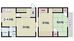 西舞子駅 3.4万円