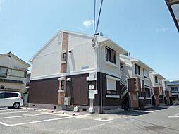 大阪府和泉市富秋町3丁目の賃貸アパートの外観