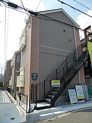 ハーミットクラブハウス大和B棟の外観画像