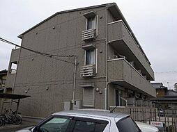 ルミエールC[1階]の外観