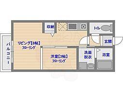 西新駅 5.2万円