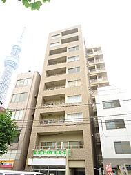 ツリーフロント[8階]の外観