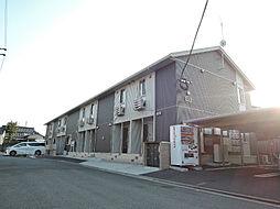 福岡県北九州市八幡西区楠橋西2丁目の賃貸アパートの外観