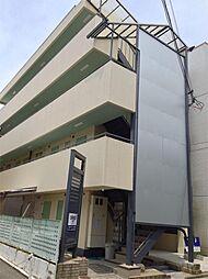 BBSマンション[2階]の外観