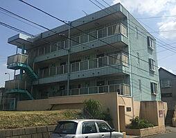 千葉県木更津市太田3丁目の賃貸マンションの外観