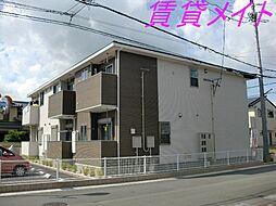 ラゲット・モンターニャ[2階]の外観