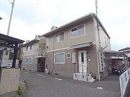 兵庫県明石市太寺天王町の賃貸アパートの外観