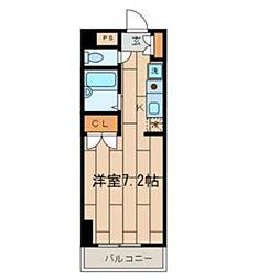 第7宮田追分マンション[3階]の間取り