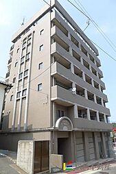 クロスステージ笹丘[4階]の外観