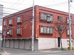ファミリーマンション24[3階]の外観