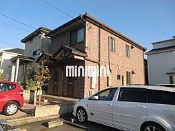 愛知県名古屋市守山区川上町の賃貸アパートの外観
