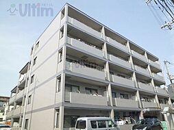 京都府京都市山科区大宅桟敷の賃貸マンションの外観