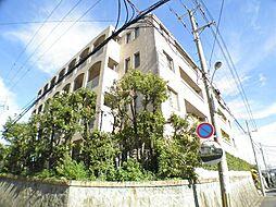 兵庫県芦屋市春日町の賃貸マンションの外観