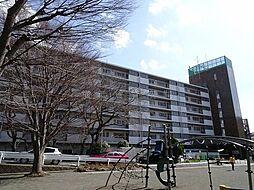 三ツ境グリーンハイム[6階]の外観