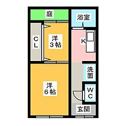 中京競馬場前駅 4.5万円