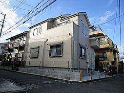 神奈川県横浜市神奈川区六角橋5丁目の賃貸アパートの外観