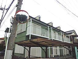 第2福田ハイツ[101号室]の外観